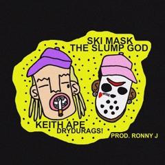 Ski Mask TheSlumpGod X Keith Ape -DR EGGMAN(Prod By. RONNYJLISTENUP)
