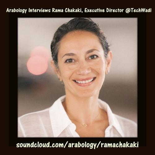 Interview w/ Rama Chakaki, Executive Director of TechWadi