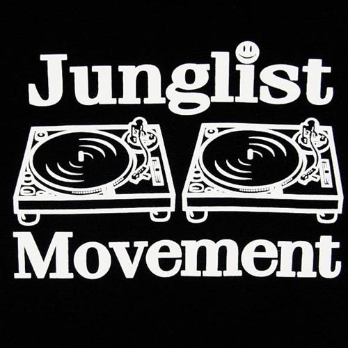 Mr. Grünkern - Warm Up Mix for Jungle Unchained @ Karlsruhe/03.06.2016 !!!100% Vinyl!!!