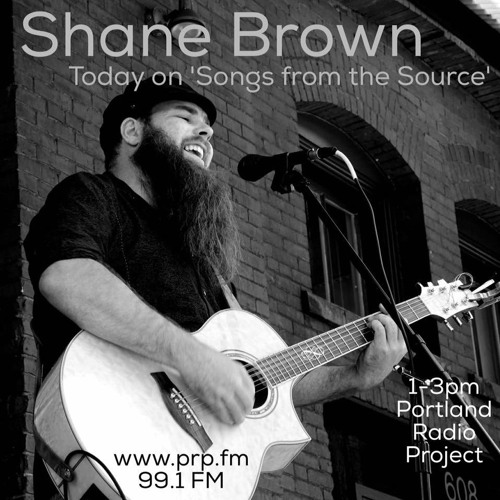 Shane Brown on Songs from the Source