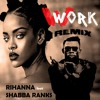 ((Work Remix)) Rihanna Feat Shabba Ranks (Lo Loy Riddim)