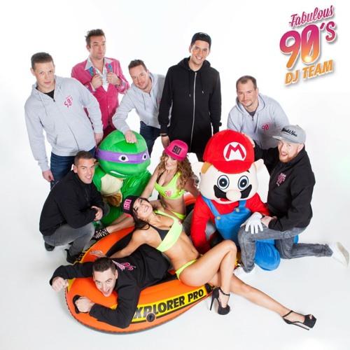Fabulous 90's DJ Team - Sweet Megamix