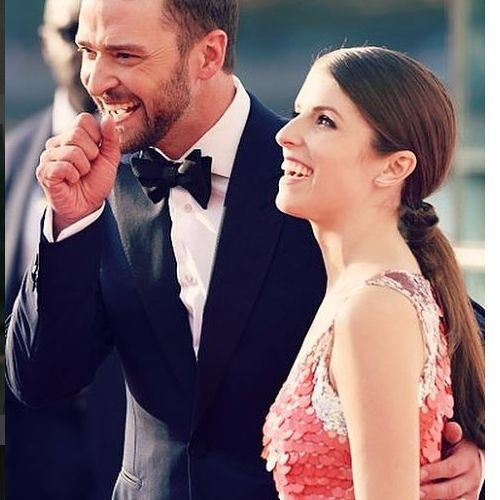 True Colors - Justin Timberlake And Anna Kendrick  [Live At Cannes]