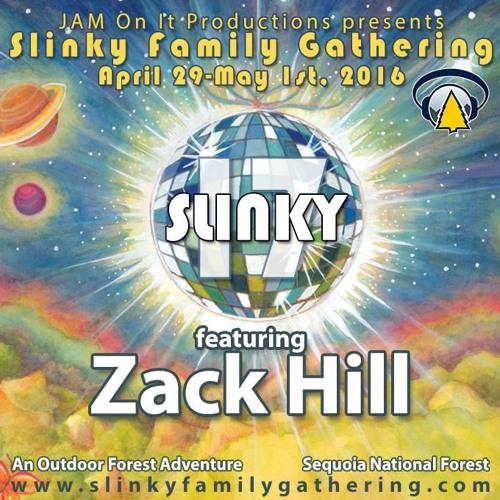 Zack Hill - Slinky 17 Set Re - Recording