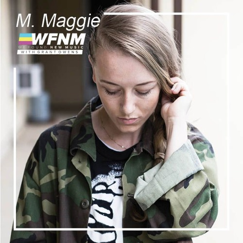 M. Maggie 'Magic' (Live) On WE FOUND NEW MUSIC With Grant Owens At Cassette Recordings