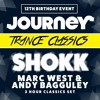 S.H.O.K.K Hard Trance Classics Live From Journey 12th Birthday @ Clwb Ifor Bach 20th May 2016