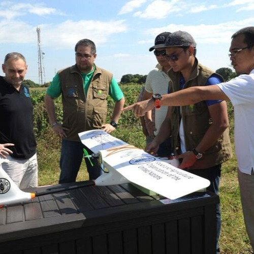 TZH 07 - Drones, data, food security: How UAVs offer new perspectives on agriculture