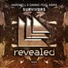 Hardwell & Dannic feat. Haris - Survivors (Studio Acapella)
