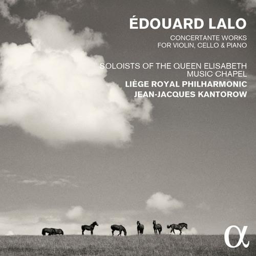 LALO // Concertante Works for Violin, Cello & Piano
