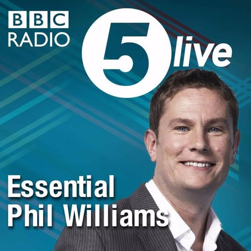 BBC Radio 5 live, 'Back Row' - Monday 22 February 2016 - 2330