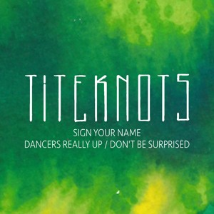 Sign Your Name  by Titeknots