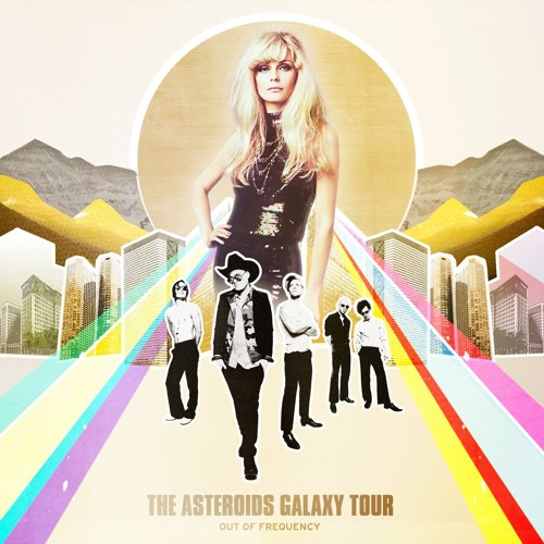 The Asteroids Galaxy Tour - Major