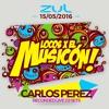 Carlos Perez B2B K - Style - Closing OPEN AIR (Locos X El Musicon 2016 ZUL)