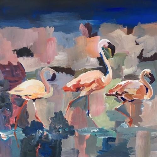 Three Flamingos - CD [Teaser]