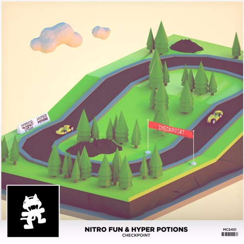 Nitro Fun & Hyper Potions - Checkpoint