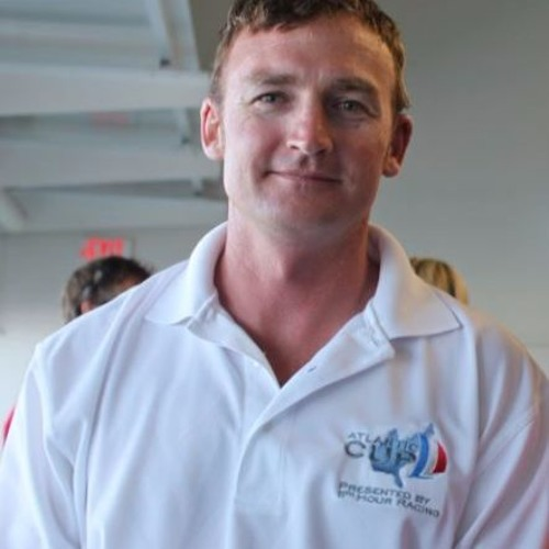 Race Director Hugh Piggin