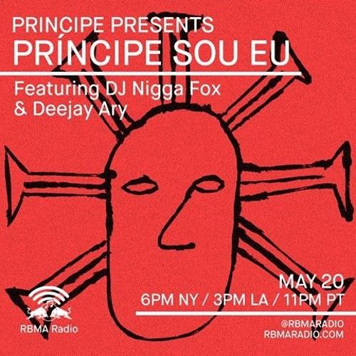 Principe Sou Eu (Deejay Ary) Redbull Music Academy Radio Mix