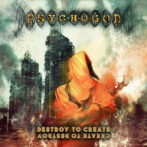 Psychogod - Bless You