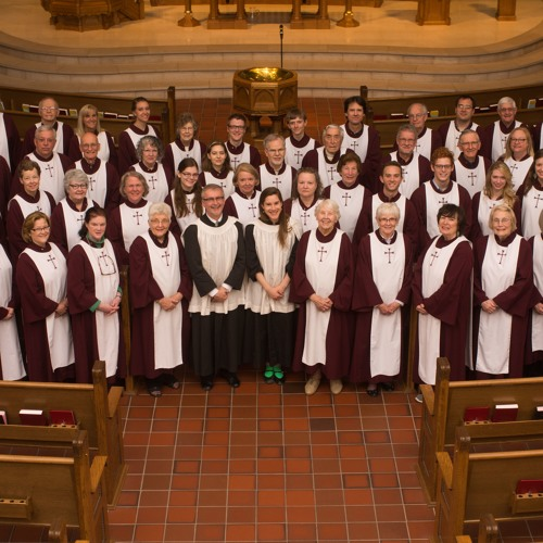 A Service of Choral Evensong - 22 May 2016