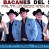 La Zona Del Rmx - Los Bacanes Del Sur  Le Hace Falta Un Beso  -- Rmx  Feat  Relajo Dj 2016 Portada del disco