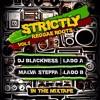 LADO A Strictly Reggae Roots Vol.1 Dj Blackness