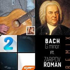 Bach G minor (piano tiles 2) ft. Zaripov Roman - REMIX