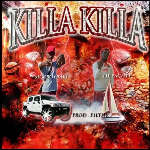 Lil Yachty X BLACK KRAY - KILLA KILLA ( PROD. F1LTHY ) -TREAD MUSIC EXCLUSIVE