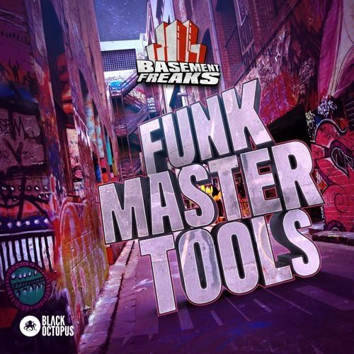 Funk Master Tools Sample Pack (Black Octopus)