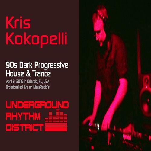 90s dark progressive house trance mix by kris kokopelli for Classic underground house music 90s