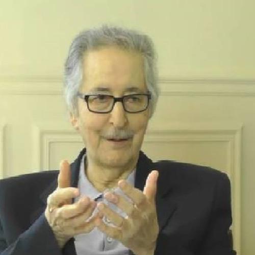 Banisadr 95-02-30=عوامل نبود امنیت اقتصادی در ایران: مصاحبه خانم ژاله وفا با آقای بنی صدر