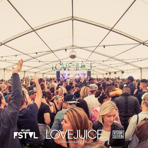 WE ARE LOVEJUICE 2016 Vol 5: WE ARE FSTVL 2016