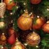 Christmas Tree Ornaments 01