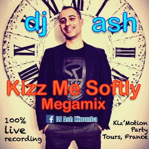 DJ ASH - KIZZ ME SOFTLY MEGAMIX - Live Recording @ Kiz'Motion Party - April 2016  [FREE DOWNLOAD]