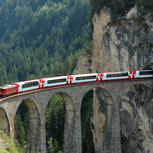 Episode 13: Gleden ved å reise med tog