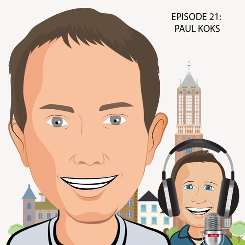 Episode 21 - Paul Koks