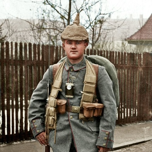Opas Krieg - Feldpostkarten aus dem Ersten Weltkrieg