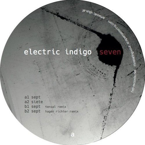 electric indigo - seven ep