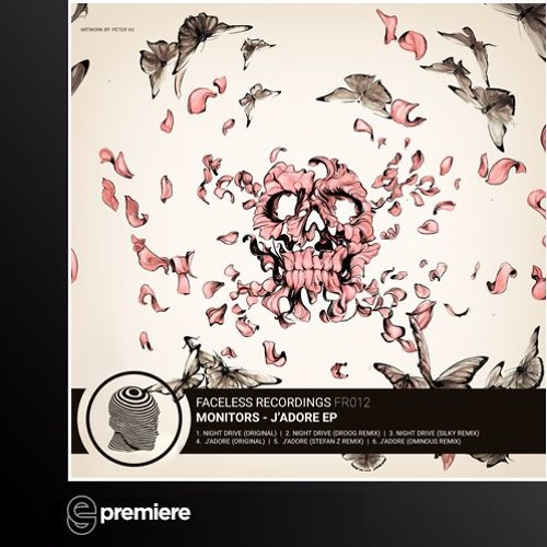 Premiere: Monitors - Night Drive (Droog Remix)(Faceless Recordings)