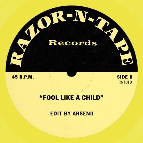 Arsenii - Fool Like A Child (Edit)