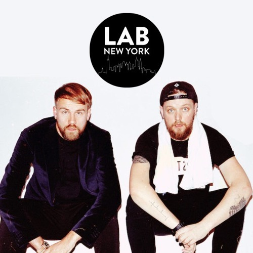 Adana Twins at Mixmag The Lab NYC