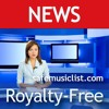Modern News - Energetic Positive Royalty Free Music For News Broadcast Video (3 versions)