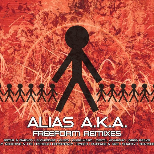 Alias A.K.A. 'Techn8 (Qygen Remix)' (CLIP) (ORDER NOW!)