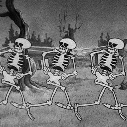 Spooky scary skeletons remix download