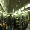 Bob Marley Cover on the Number 1 Train, Manhattan