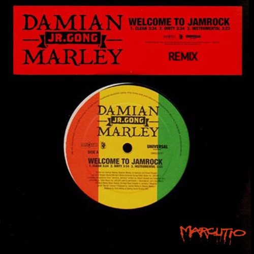 Welcome To Jamrock(Marcutio Remix)