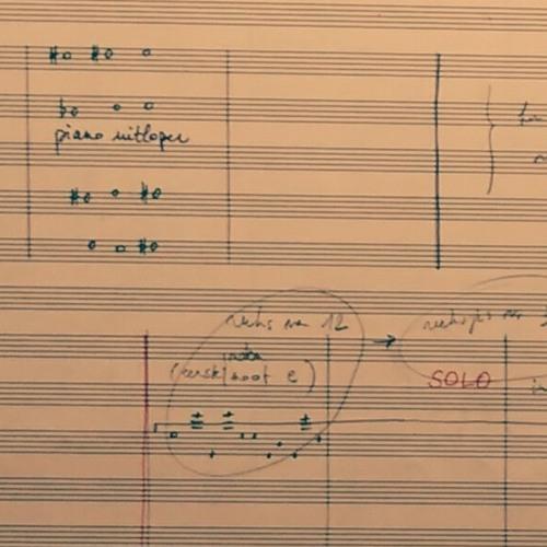 Quattuor (for flute, cello, vibraphone and piano)