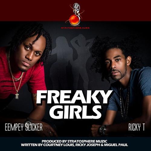 Freaky Girls - Ricky T ft Eempey Slicker