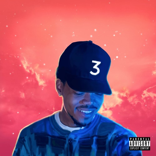 Image result for chance the rapper coloring book\