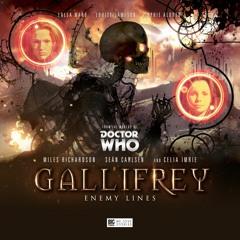 Gallifrey - Enemy Lines (trailer)