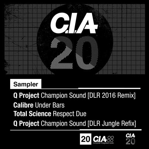 Q Project - Champion Sound (DLR 2016 REMIX) [Friction Radio 1 cut] - CIA Records (CLIP)